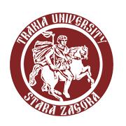 trakia university logo