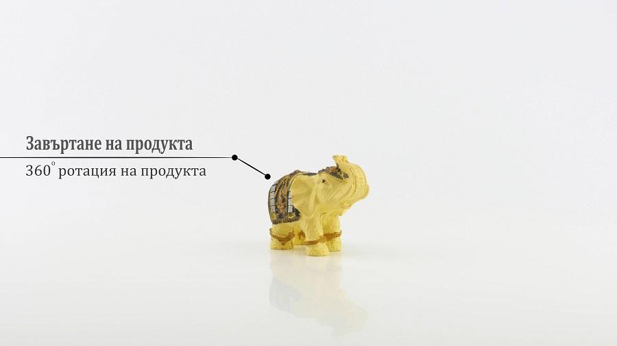 Продуктова видеография с 360 градусова ротация на продукта - product videography - 360 degree rotation